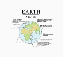 Earth: A Guide Unisex T-Shirt