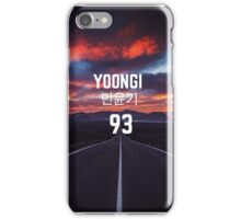 BTS Yoongi Phone Case iPhone Case/Skin