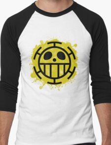 Heart Pirates Men's Baseball ¾ T-Shirt