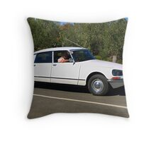 Citroen DS Throw Pillow