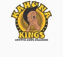 KAHUNA KINGS Cryptic Code Crackers Unisex T-Shirt