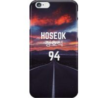 BTS Hoseok Phone Case iPhone Case/Skin
