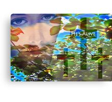After the Cross Canvas Print