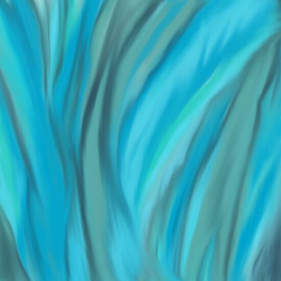 Swirls To and Flow.. by Kristina  Sale