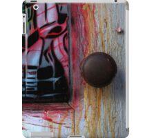 Door to Happiness,enter iPad Case/Skin
