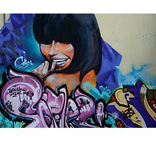 Melbourne Graffiti Photographic Print