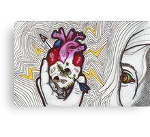 Attachment Canvas Print