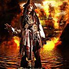 Pirates Poster by brandiejenkins