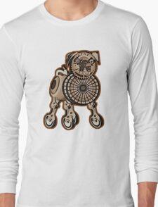 Steampunk Pug Long Sleeve T-Shirt