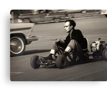 Go Kart Canvas Print