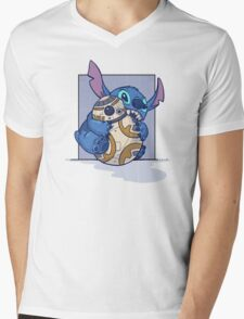 Chew Toy Mens V-Neck T-Shirt