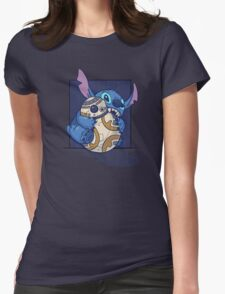 Chew Toy Womens Fitted T-Shirt