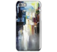 Abstract City - Marks of Existence iPhone Case/Skin