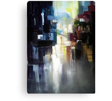 Abstract City - Marks of Existence Canvas Print