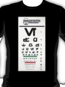 Stormtrooper Eye Exam T-Shirt