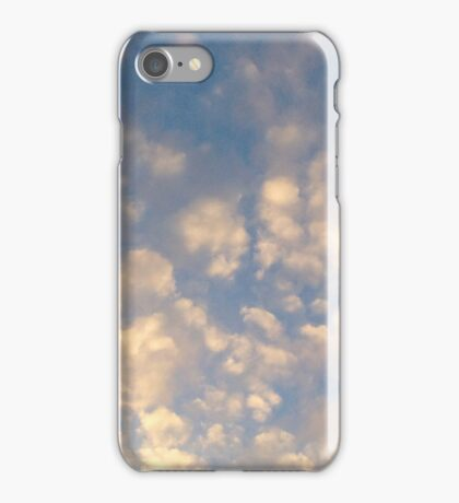 Vanilla Skies iPhone Case/Skin