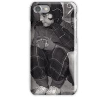 Girls on the Steps iPhone Case/Skin