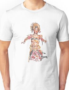 Indonesian Dancer Unisex T-Shirt