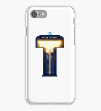 Geek letter T iPhone Case/Skin