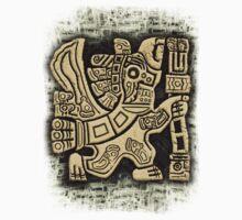 Aztec Eagle Warrior Kids Tee