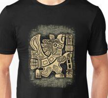 Aztec Eagle Warrior Unisex T-Shirt