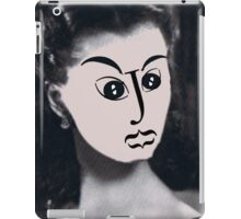 Typortraiture Scarlett iPad Case/Skin