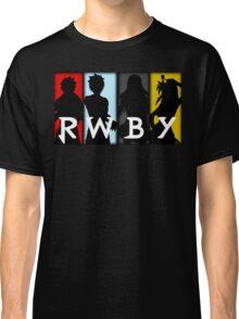 RWBY Fairy Tail Classic T-Shirt