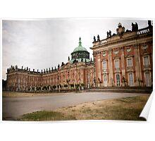 neues palais Poster