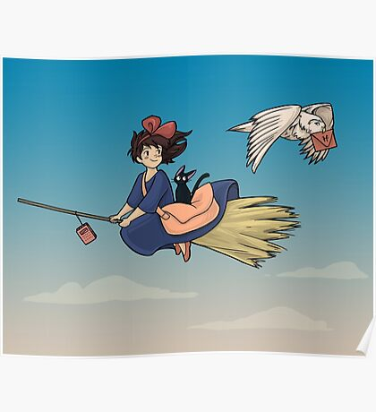 Magical Deliveries Poster