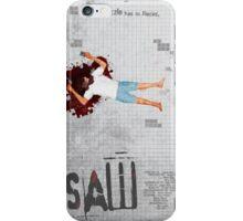 SAW (2004) iPhone Case/Skin