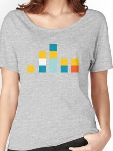 Minimal Simpsons Women's Relaxed Fit T-Shirt