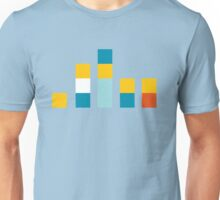 Minimal Simpsons Unisex T-Shirt