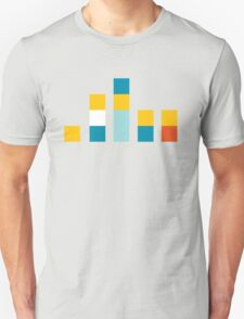 Minimal Simpsons T-Shirt
