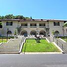 Villa Montalvo in California by daffodil
