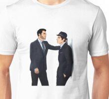 Sterek White Collar AU Unisex T-Shirt