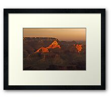 The Grand Grand Canyon - Southern Rim - 15 ©  Framed Print