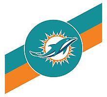 Miami Dolphins Photographic Print