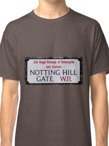 Notting Hill Gate Classic T-Shirt