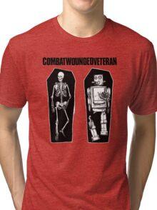 Combatwoundedveteran T-Shirt Tri-blend T-Shirt