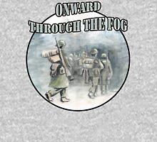 Onward Through the Fog Unisex T-Shirt