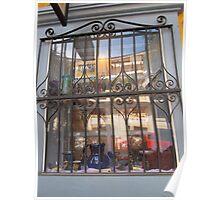 A Window as Mirror - Una Ventano como Espejo Poster