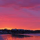 Paternoster sunset by Explorations Africa Dan MacKenzie