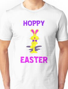 Hoppy Easter Unisex T-Shirt