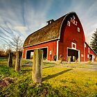 Tolt-MacDonald Barn by Dale Lockwood