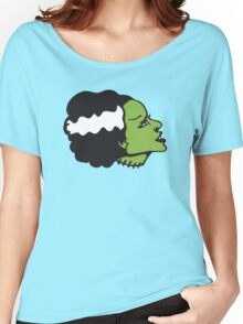 Bride of Frankenstein Women's Relaxed Fit T-Shirt