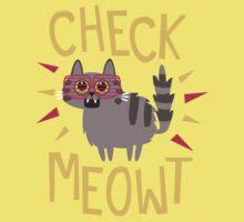 Check Meowt Baby Tee