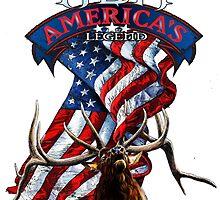 Elk America's Legend V2 by corsetti