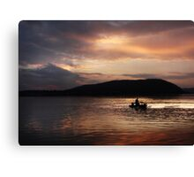 Let's Call it a Day Canvas Print