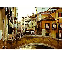 Venice Neighborhood Photographic Print