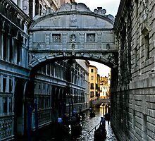Bridge of Sighs by KSKphotography
